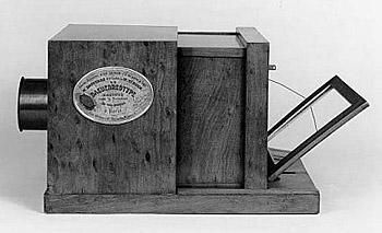 全球最古老的照相机 zz图片